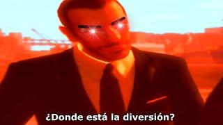 GTA IV | (34) | EL EPISODIO MAS DIVERTIDO! -Nicko GEX.
