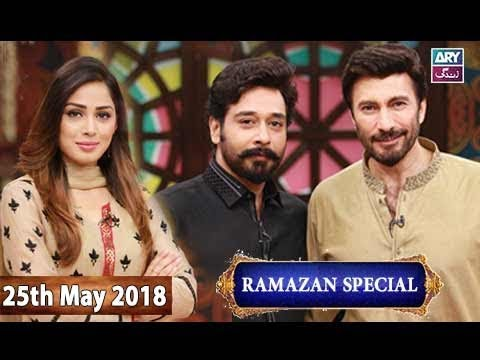 Salam Zindagi - 25th May 2018 - Ary Zindagi