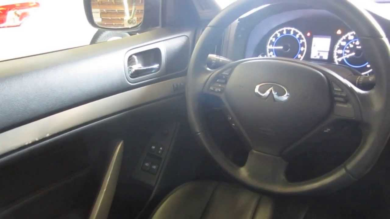2010 infiniti g37 blue slate stock 151455 interior youtube 2010 infiniti g37 blue slate stock 151455 interior vanachro Images