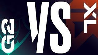 G2 vs. XL - Week 9 Day 2 | LEC Summer Split 2019