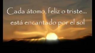 El poema de los átomos -  Bab´ Aziz