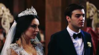 Movses Eremyan & Anna Simonyan wedding day