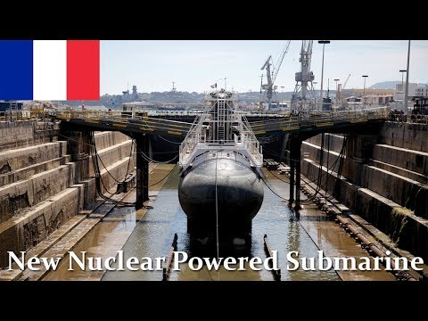 France Is Building a New Nuclear Powered Submarine. Here Is What It Can Do.