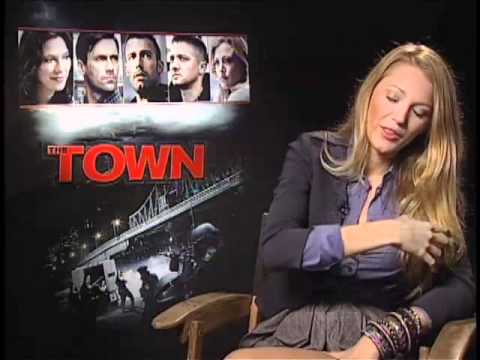 Blake Lively - The Town interview at TIFF 2010