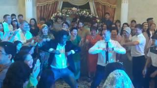 Современная ногайская свадьба в Нефтекумске в зале  Европа