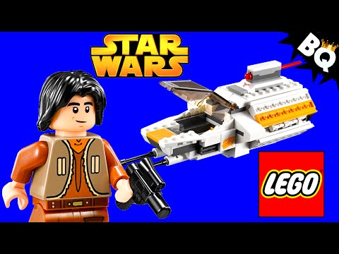 LEGO Star Wars The Phantom 75048 Disney Rebels Review - BrickQueen