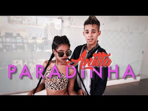 Anitta  Paradinha  Coreografia Baseado Original  Thi