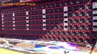 CARRETA TREME TREME EL MAS GRANDE SONIDO SOBRE RUEDAS DJ WASE79 MUSIC