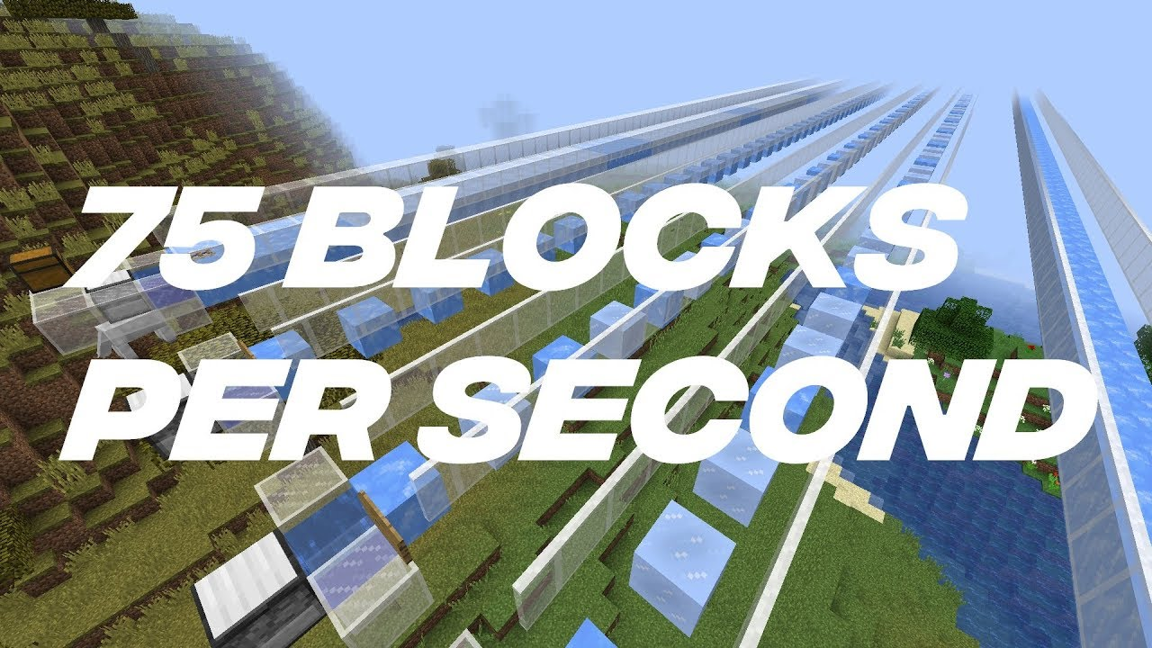 18w15a Reasonable Blue Ice Tracks 60 75 Blocks S Youtube Race with up to 10 players around a full racetrack with 23 corners, 2 lakes and 2 short cuts! 18w15a reasonable blue ice tracks 60 75 blocks s