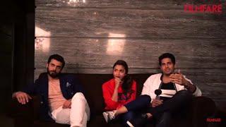 How Well Do Fawad Khan, Alia Bhatt and Sidharth Malhotra Know The Kapoor Family?