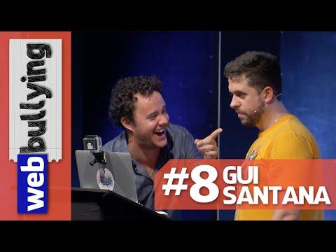 WEBBULLYING NA TV #08 - GUI SANTANA (Programa Pânico)