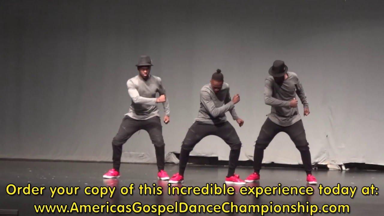 America's Gospel Dance Championship 2016 with Canton Jones
