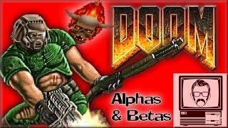 Doom Unreleased Alphas & Betas | Nostalgia Nerd