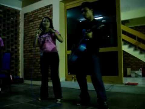 EVA - KESAL  2nd (show after win the karaoke contest)