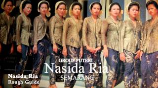 nasida ria | rough guide