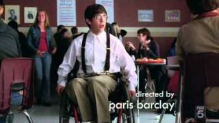 Glee - Dancing With Myself - Artie Abrams (Kevin McHale)
