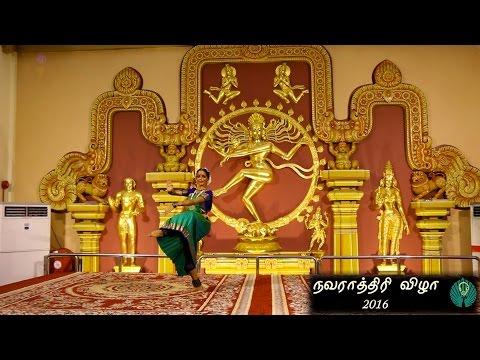 Temple of Fine Arts, Dance, Navarathiri 2016 @ STT, Singapore