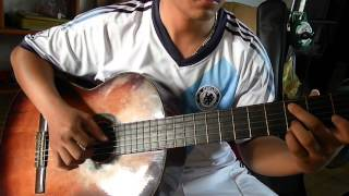 River flows in you [Manh Guitar]
