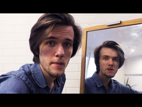 Почему зеркало меняет местами лево и право, а не верх и низ?