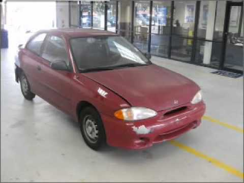 1998 hyundai accent thornton co youtube. Black Bedroom Furniture Sets. Home Design Ideas