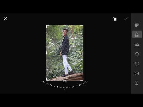 light room photo editing tutorial || best editing in mobile || deepak saini thumbnail
