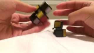Odd Unboxing 1 -- Zhisheng Floppy Cube - 1x3x3