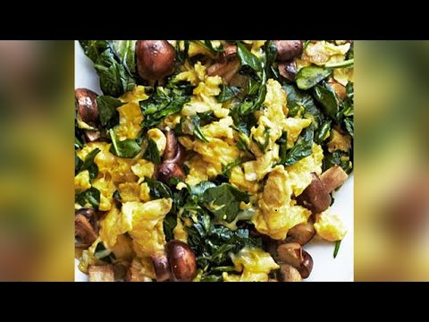 Easy Meals for Cancer Patients: Egg and Quinoa Scramble