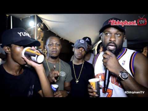 Blaklez & Kid Tini ON hottest MC list