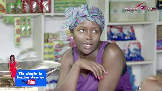 True friends are rare! Kansiime Anne. African comedy.
