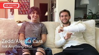 "Zedd & Alessia Cara Talk About Calling Zedd ""Zee"" In Canada. Full Chat Here"