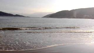 video praia iza e dora