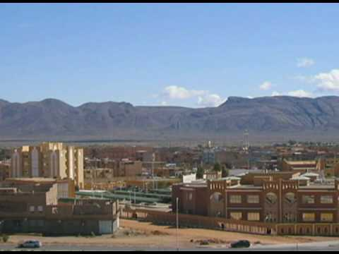 Bechar - Algeria : La perle du sud (VIDEO HQ)