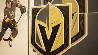 Building the Vegas Golden Knights logo