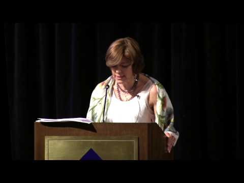 Art of Healing Award Speech - Nancy Rappaport, Cambridge Health Alliance