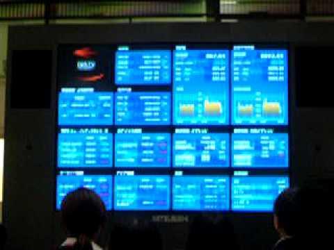Tokyo Stock Exchange 3/3 TOPIX