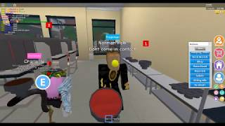 How to make a pan full of blood in robloxian highschool |:| Roblox