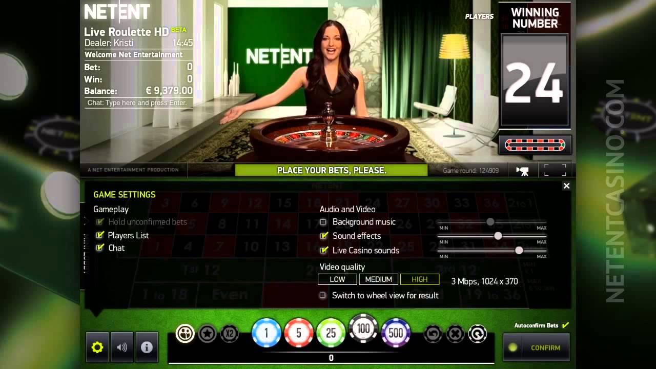 Net Entertainment Casino