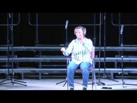 Comedian Small Fire - OBC Family and Friends Day March 26 2017