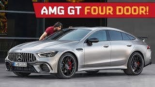 AMG GT Four Door - Mr.AMG with all you WANT to know!!