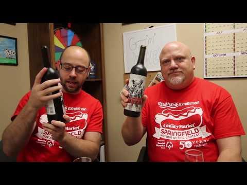 The Walking Dead Wine Review | Wine Tasting