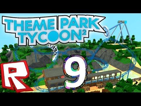Timelapse 9 Theme Park Tycoon 2 Roblox Youtube