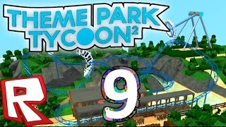 [TIMELAPSE #9] Theme Park Tycoon 2//ROBLOX