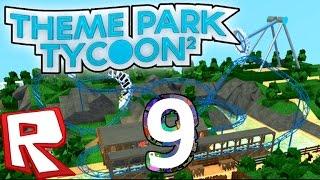 [TIMELAPSE #9] Theme Park Tycoon 2 // ROBLOX