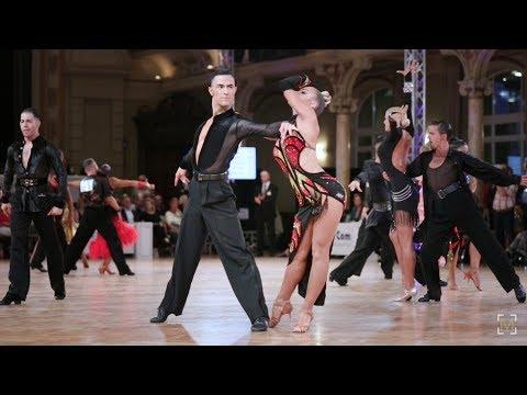 Eric Izakson - Mishel Magera, ISR | DanceComp 2019 Wuppertal - WDSF WO LAT - R3 R