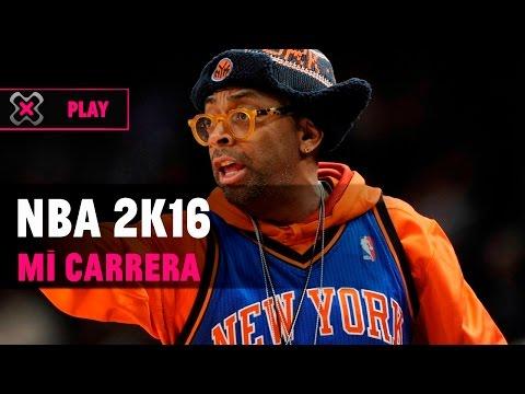 'NBA 2K16' - Jugando en equipo en Mi Carrera