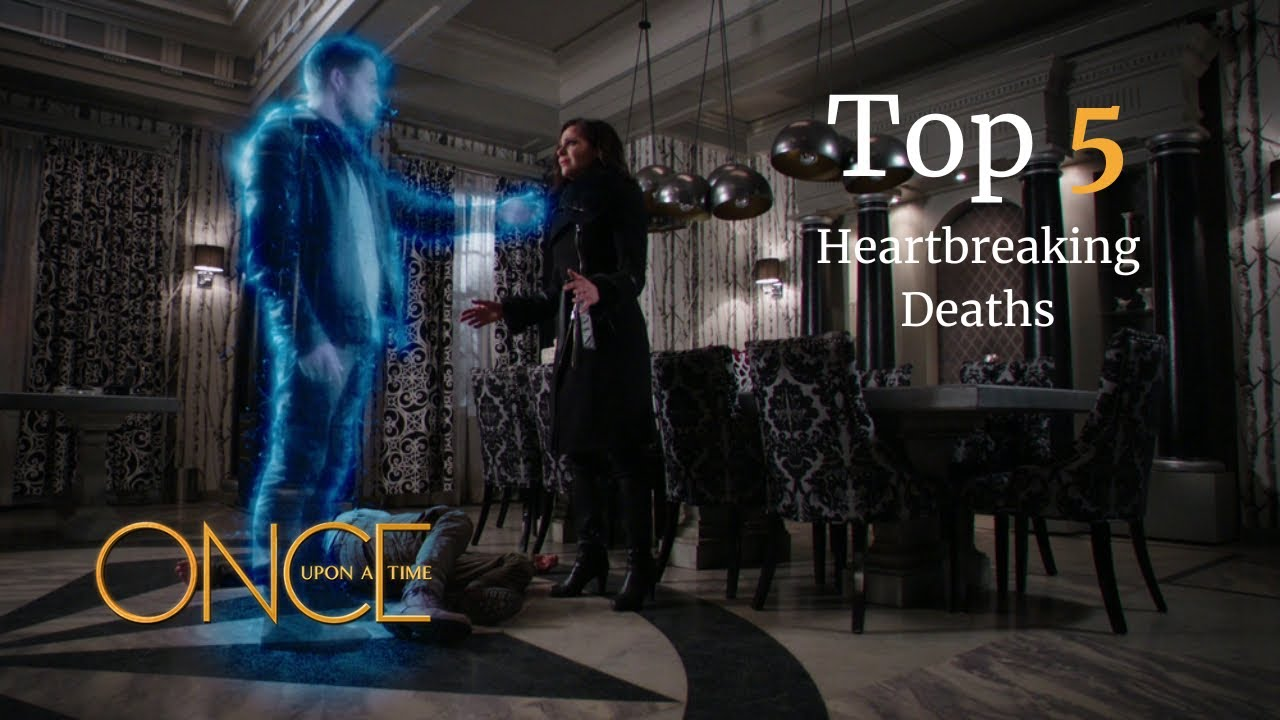 Download Top 5 Heartbreaking Deaths   Once Upon a Time & Wonderland