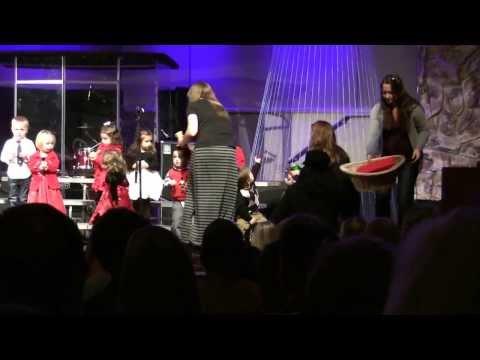 Ventura Missionary School Holiday Performance - Cam Ryan 01 12-10-13