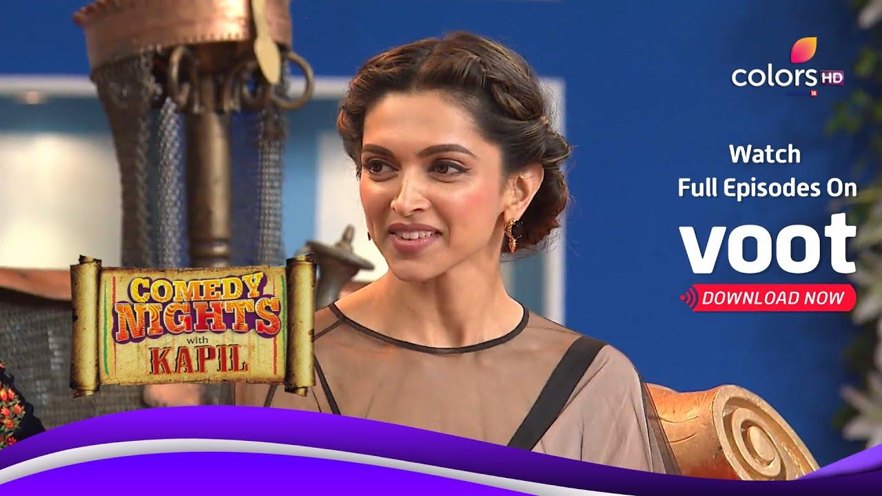 Download Comedy Nights With Kapil   कॉमेडी नाइट्स विद कपिल   Deepika's Favourite Look On Ranvir