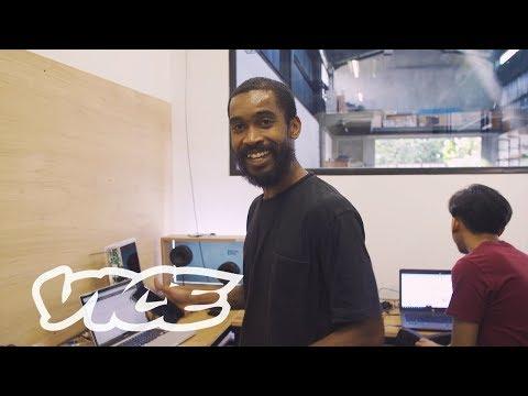 Upstarts - Makna Invonasi di Mata Tech Artist Independen: Digital Nativ