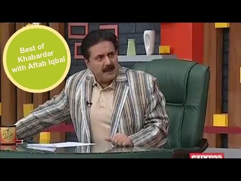 Best of Khabardar with Aftab Iqbal - 8 November 2015